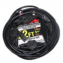 ProX XC-MEP14-529 (52ft 9 Outlet Extension Cord)