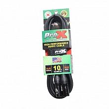 ProX XC-MIC10 (10ft XLR to XLR Cable)