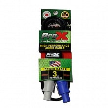 ProX XC-PWC14-03 (3ft Powercon to Powercon Cable)
