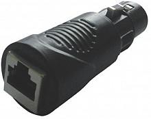 ProX XC-RJ45XF3 (RJ45 to 3PIN Female DMX Adapter)