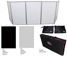 ProX XF-5X3048S (Silver Frame) 5-Panel Facade