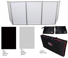 ProX XF-5X3048W (White Frame) 5-Panel Facade