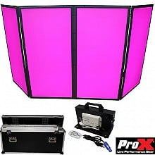 ProX XF-GLOPRO 4XFC (4 Panel LED Facade)