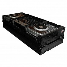 ProX XS-CDM1012WBL DJ Coffin Case