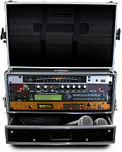 ProX XS-WM4U2DR Mic Case 4U w/ Drawer