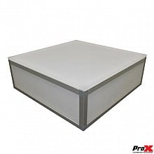 ProX XSA-2X2-8 (8in 2x2ft Acrylic Stage)