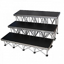 ProX XSF-3ST24 Stage Risers