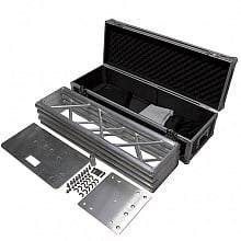 ProX XT-FTP328-656-C Flex Tower Platform Totem Package w/ flight case