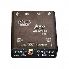 Rolls DB24 Stereo Direct Interface Box