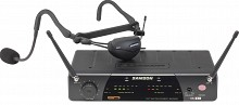 Samson AirLine 77 Qe Fitness Headset System (band K2)
