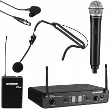 Samson Concert 288 All-In-One Hand/Headset Combo (band H)