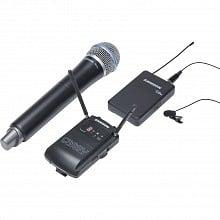 Samson Concert 88 Camera Combo System (band D)