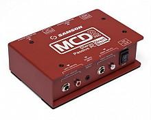 Samson MCD2 Pro DI Box