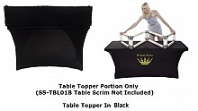 Scrim-King SS-TTP602-B Table Topper