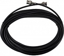 Sennheiser BB25 RG58 - Coax Antenna Cable with Male BNC (25ft)