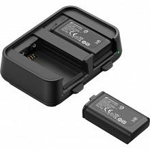 Sennheiser EW-D Charging Set | Dual Battery Charger with (2) BA70 Batteries