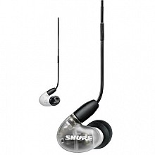 Shure SE42HYW+UNI Aonic 4 Sound-Isolating Earphones White