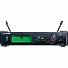 Shure SLX4  (H5: 518 to 542 MHz)