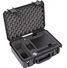 SKB iSeries Waterproof Shure SLX-D / QLX-D Case