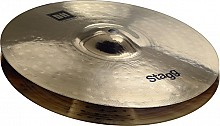 Stagg DH-HM14B Dual Hammered 14