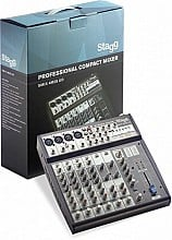 Stagg SMIX 4M2S UD US Pro USB Mixer