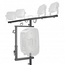 Stagg SPS2LIS Speaker Stand to T-Bar Converter