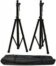 Strukture SPRS2 Heavy Duty Speaker Stands w/ Bag