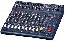 Studio Master Club XS12 Pro Audio USB Mixer