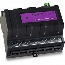 Visual Productions RDM Splitter (RJ)