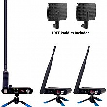 Wi Digital Wi Pro AudioMatrix X8 + (2) Free Paddle Antennas Included