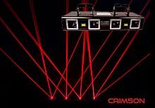 X-Laser Aurora Crimson