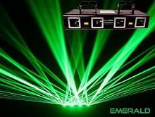 X-Laser Aurora Emerald