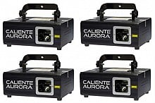 X-Laser Caliente Aurora Club Pack