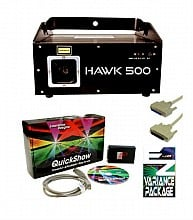 X-Laser Hawk 500 Bundle