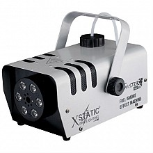 XStatic X-T1220 LED Twister Fog Machine
